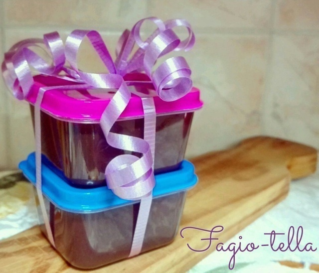 Fagiotella - crema spalmabile