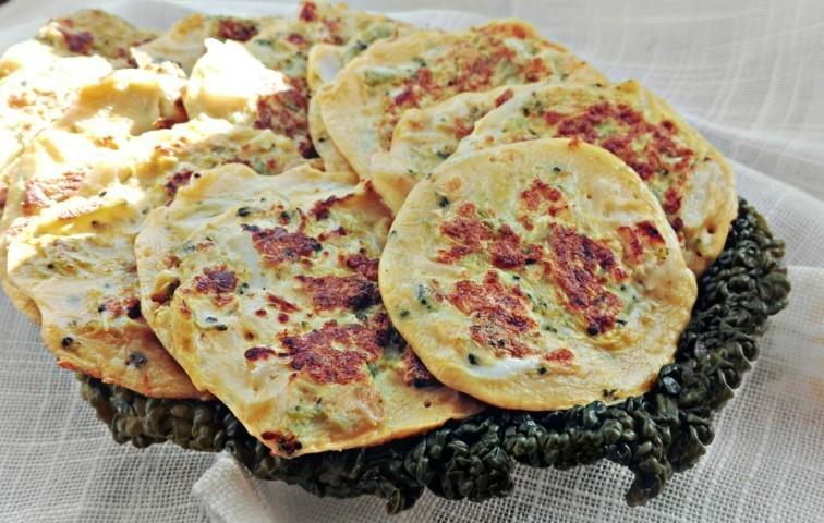 Frittelline di verza e broccoli