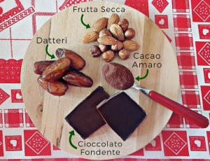 CioBaci ingredienti