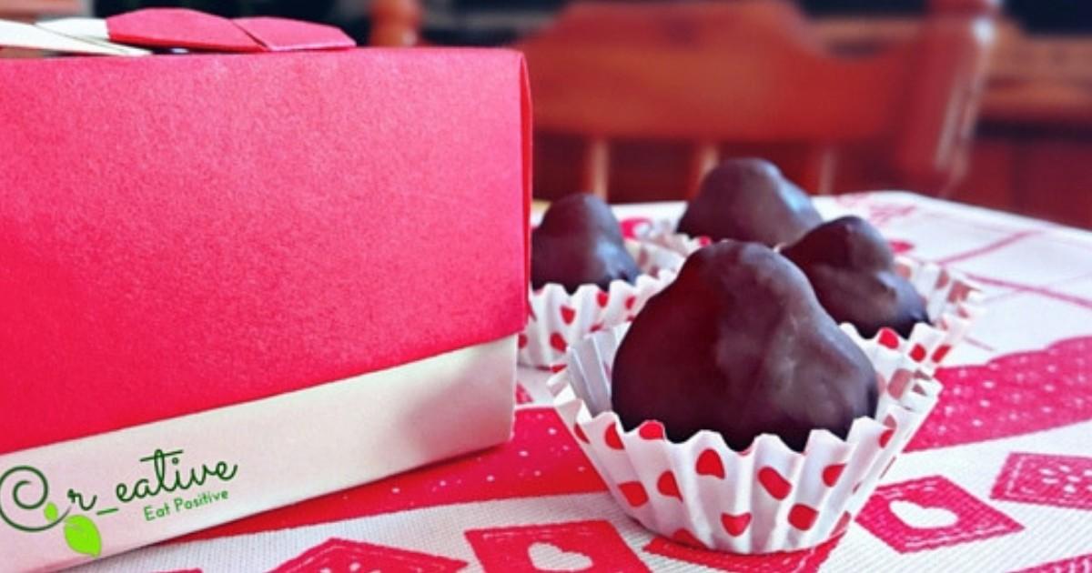 Ricetta cioccolatini con nocciole fatti in casa