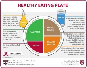 Il piatto sano - Healthy Eating Plate