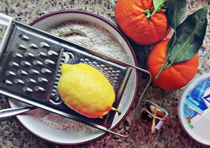 Ingredienti Pardule sarde