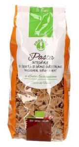Farfalline di semola di grano duro integrale
