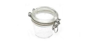 Vasetto in vetro perfetto per porridge