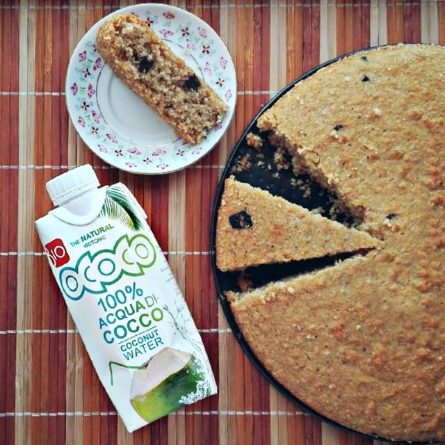 Torta Ococo _mangiapositivo
