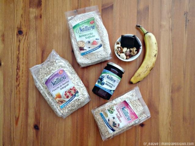 Náttúra Ingredienti 3 ricette
