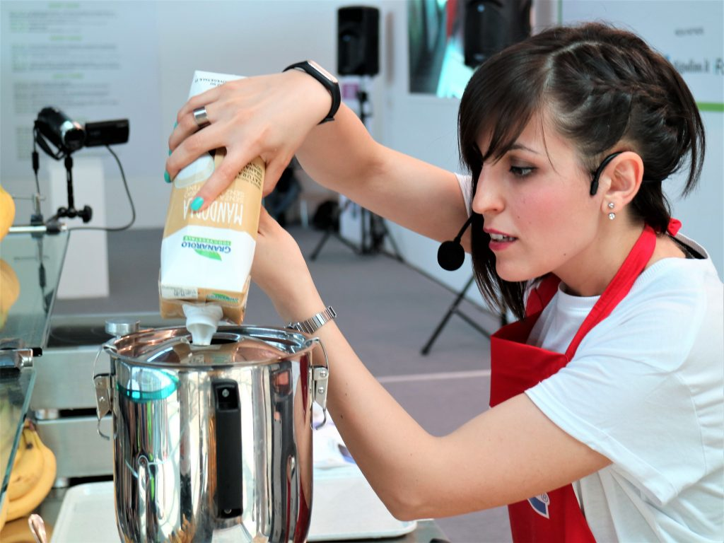 Showcooking #DoleSnackCrrcle a RiminiWellness