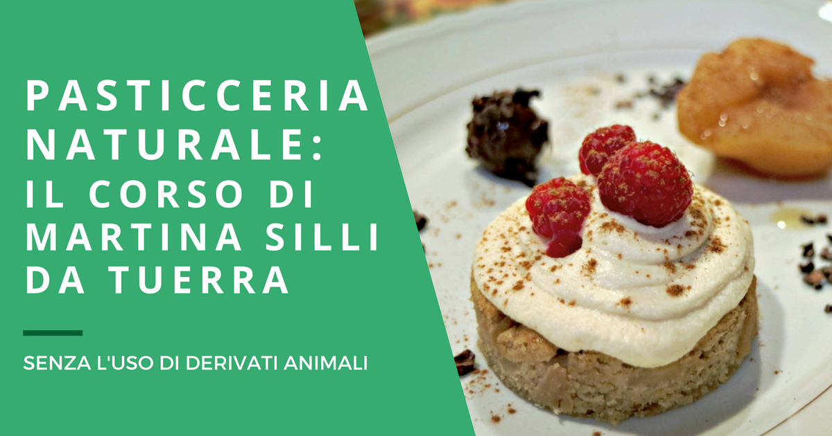 Corso di pasticceria naturale da Tuerra Cagliari