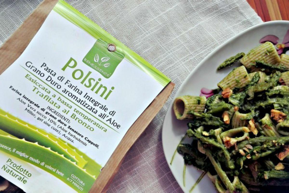 pasta integrale asparagi mangiapositivo
