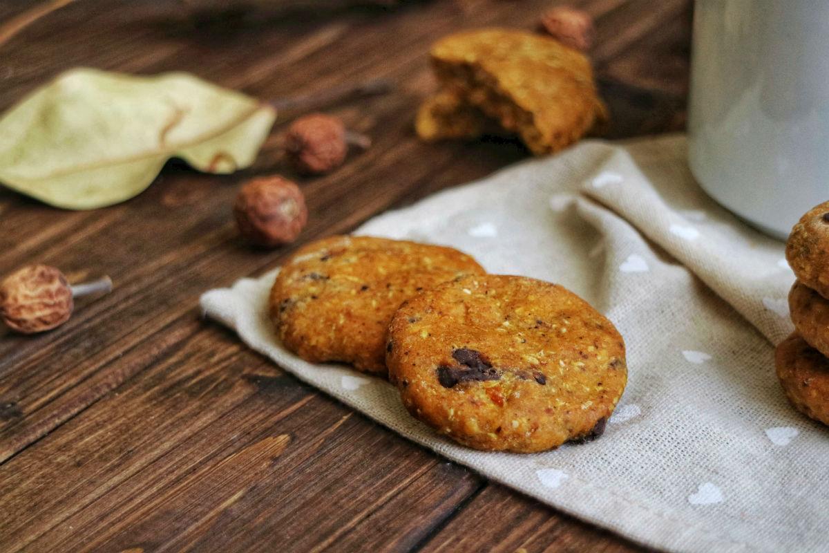 Ricette con la zucca: i biscotti di zucca