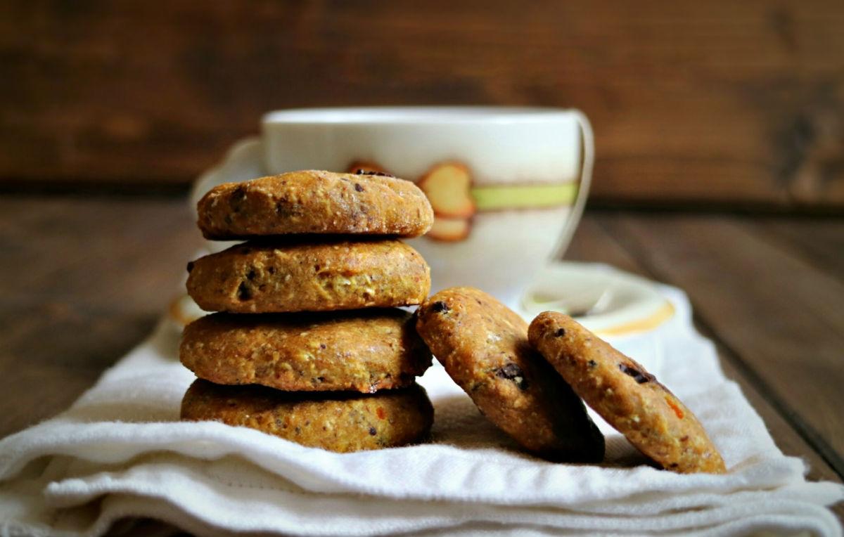 La ricetta dei biscotti di zucca speziati