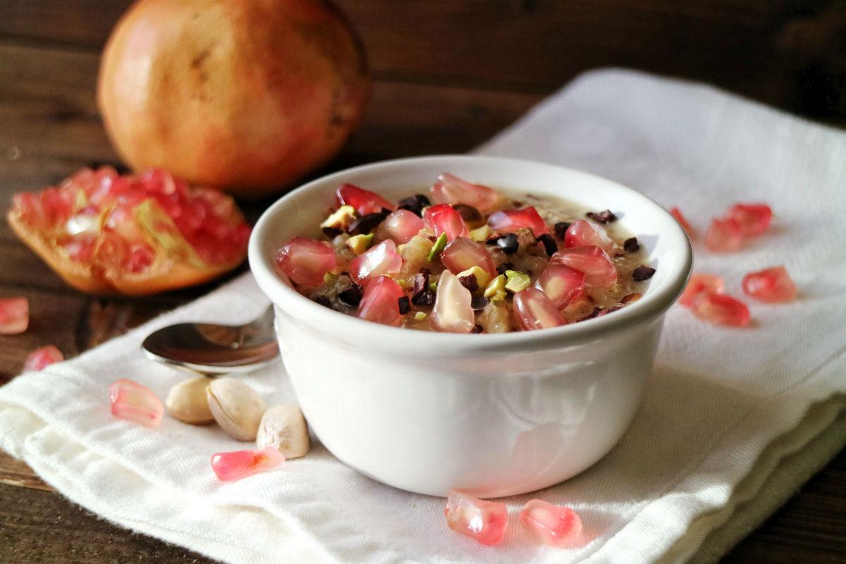 Come preparare il porridge di quinoa