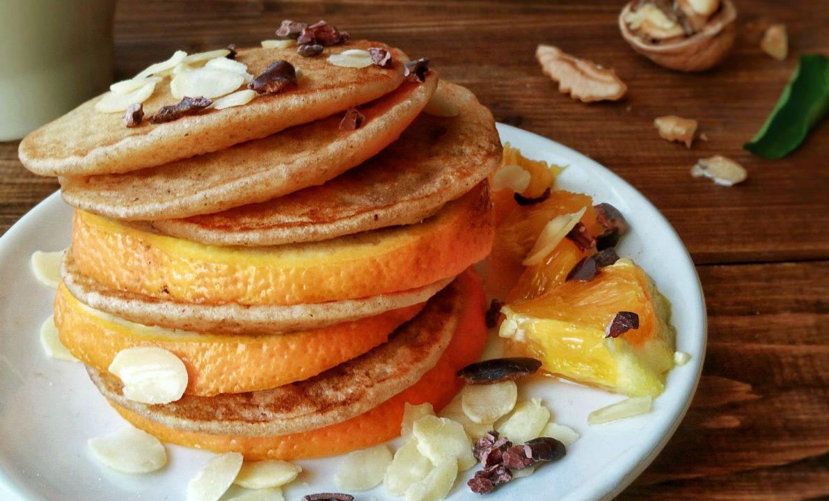 La ricetta dei pancake vegani
