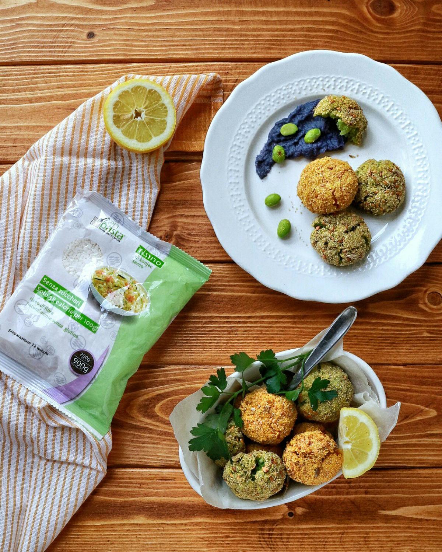 Ricette con ZenPasta: le crocchette di riso vegan