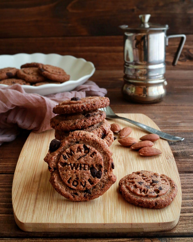 La ricetta dei biscotti integrali alla banana