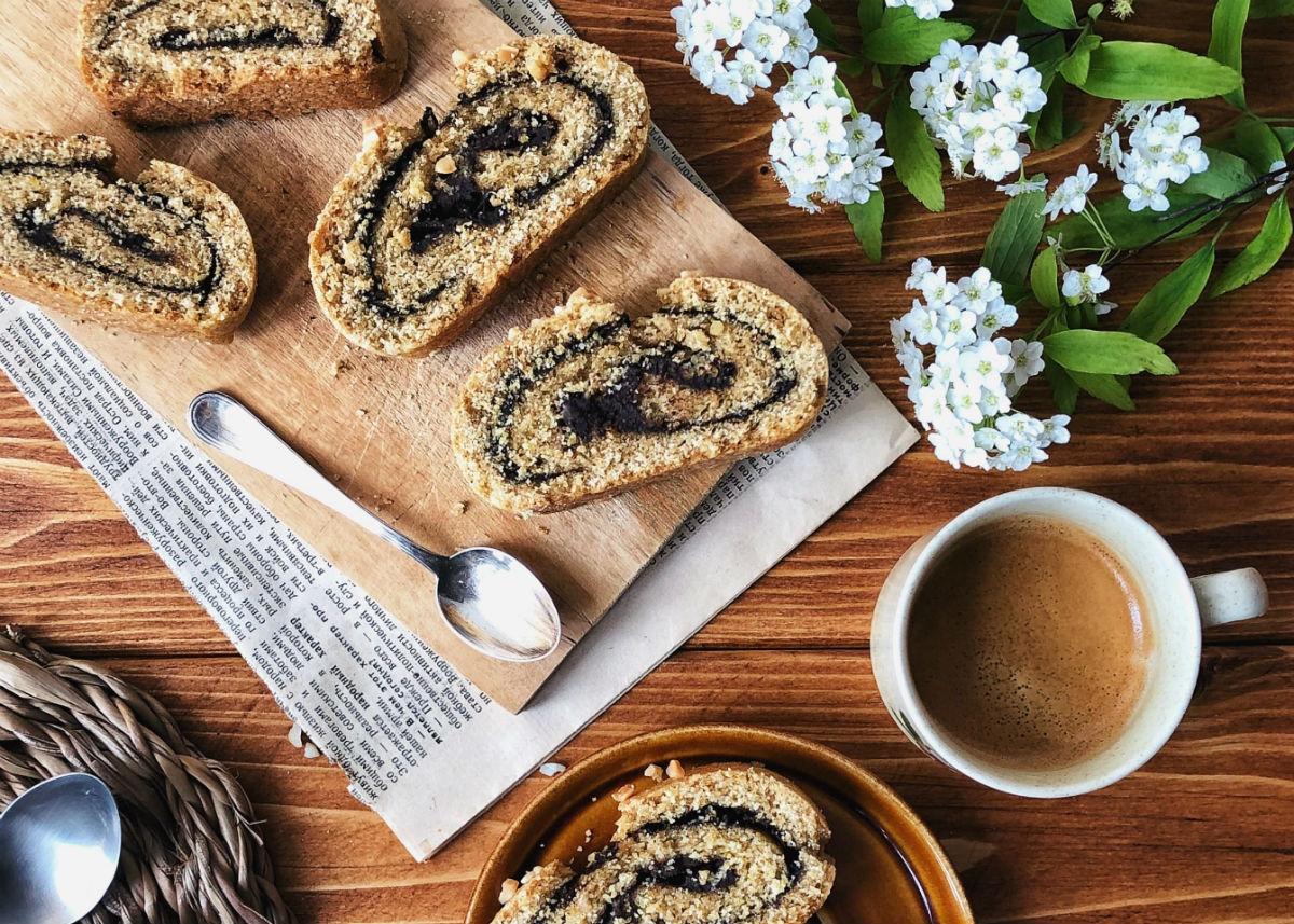 Come preparare i biscotti bicolore integrali