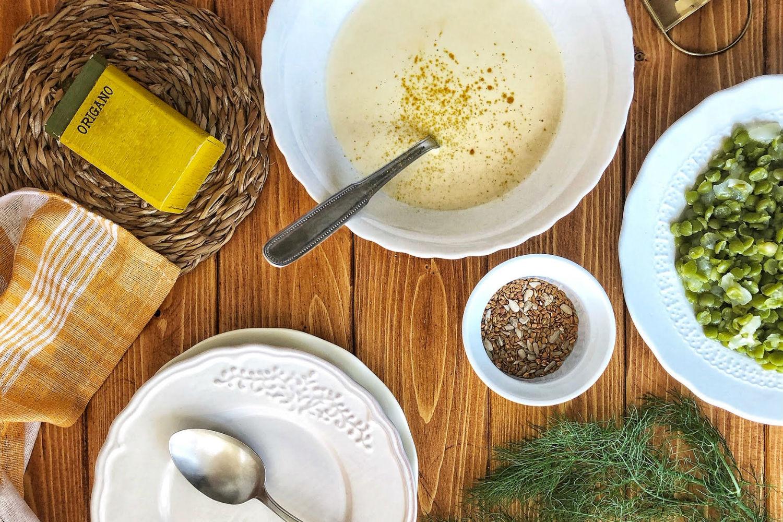La ricetta delle crespelle di ceci