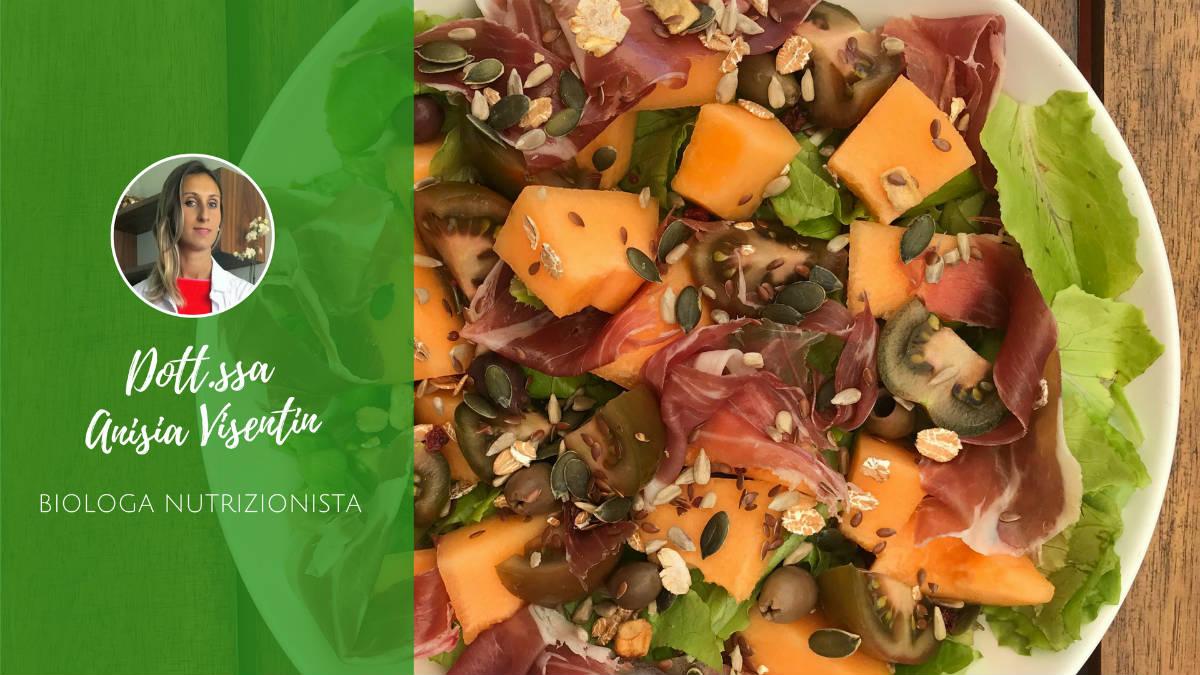 Idee per insalate estive - Insalata di Anisia Visentin