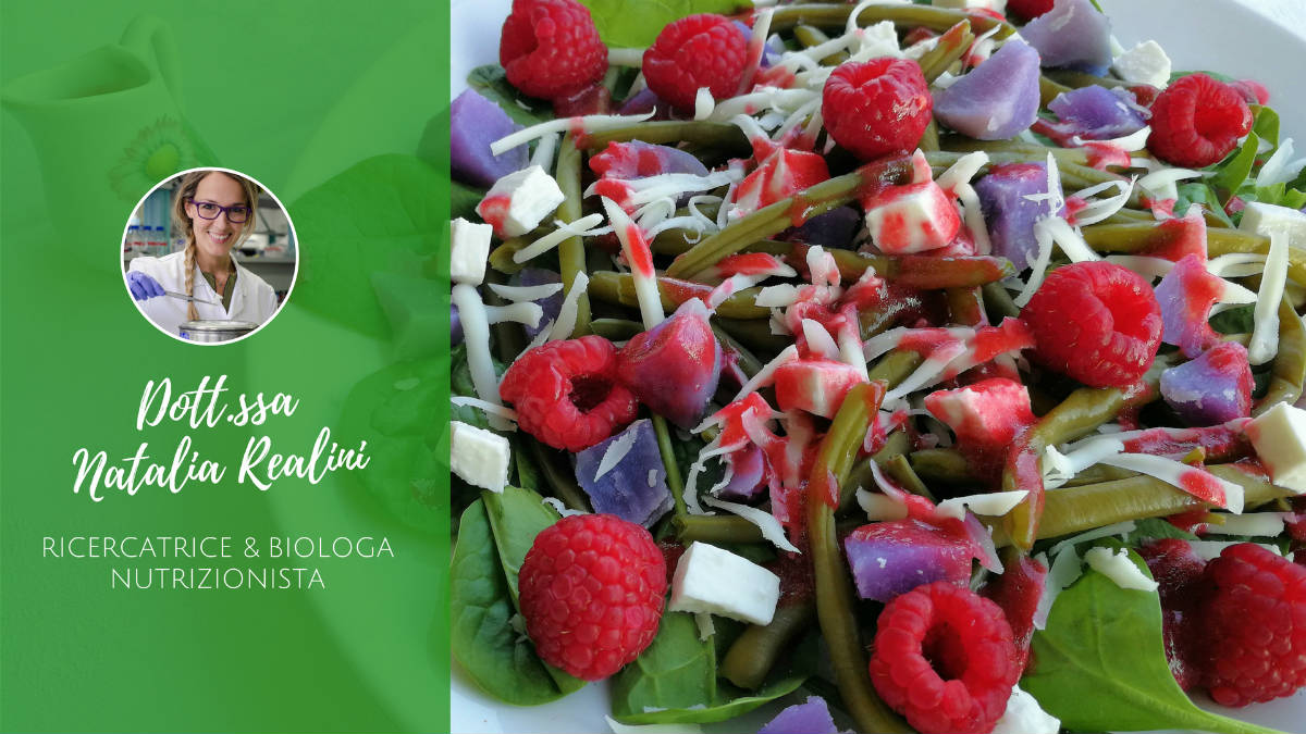 Idee per insalate estive - Insalata di Natalia Realini