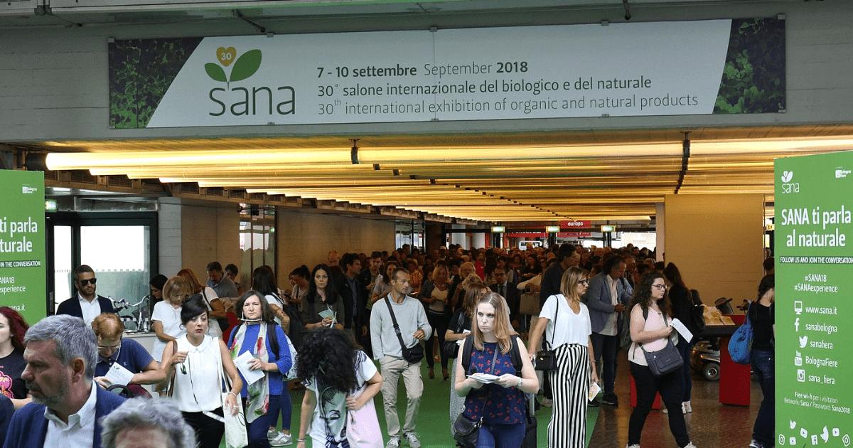 La 30° edizione di SANA fiera