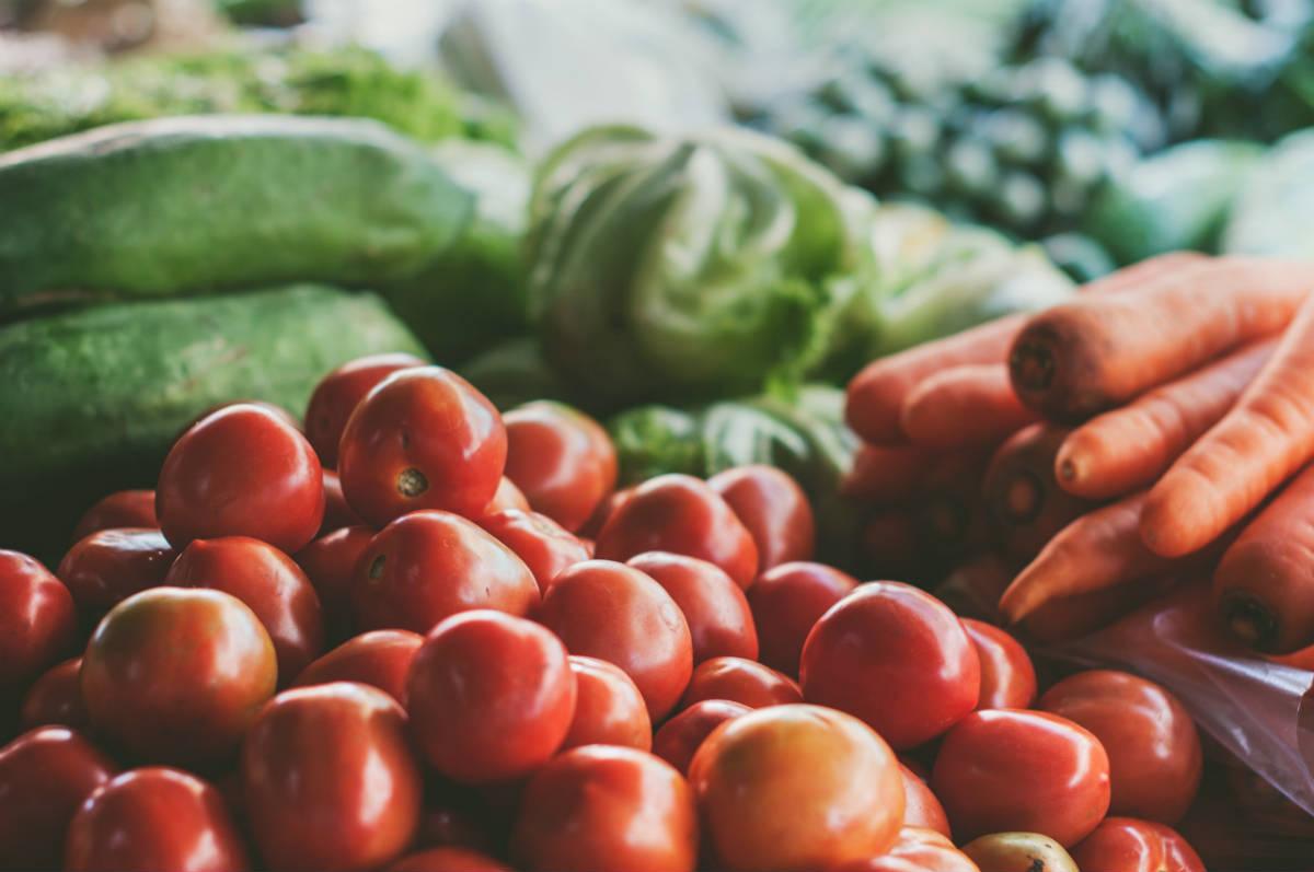 Mangiare di stagione per l'ambiente e la salute