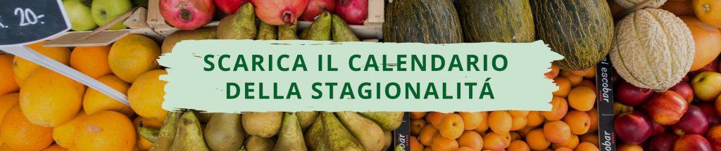 Scarica il calendario della frutta e verdura di stagione
