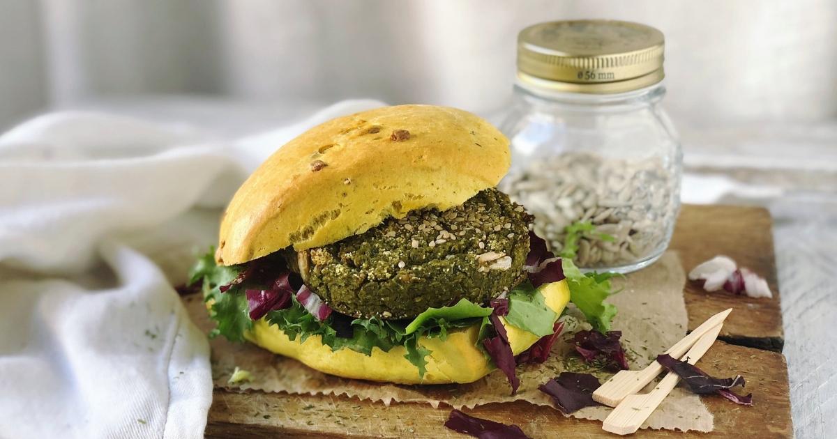 Come preparare i burger di legumi e verdure