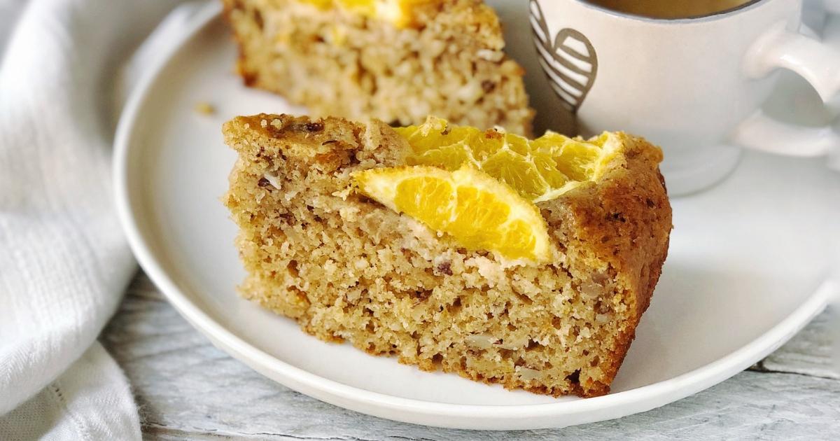 Come preparare la ricetta della torta all'arancia integrale
