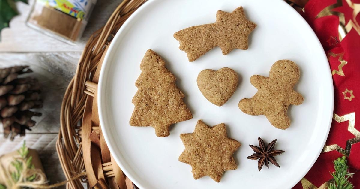 La ricetta dei biscotti di pasta frolla con olio d'oliva