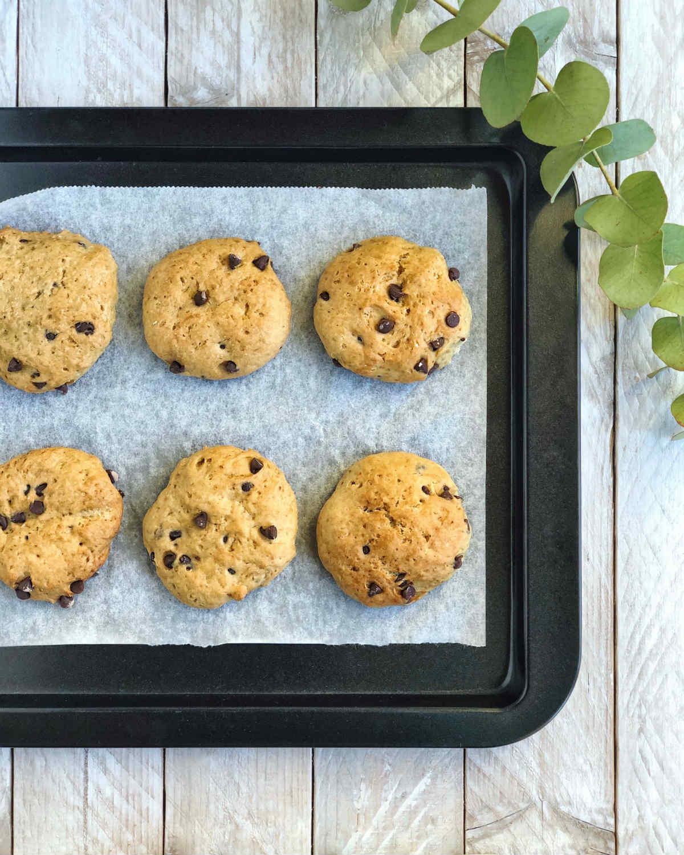 Ricetta biscotti morbidi di avocado