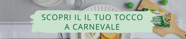 Ricetta + DIY: Il tuo tocco a Carnevale Bonduelle