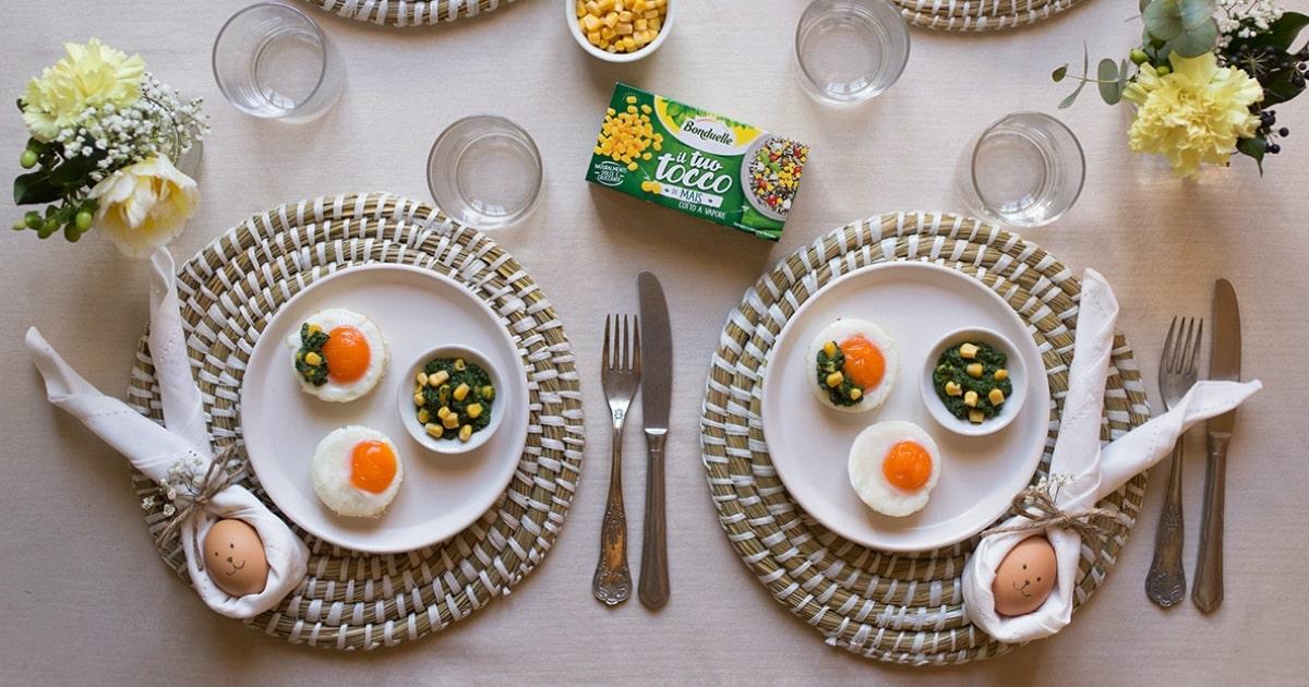 Pranzo di Pasqua con Bonduelle