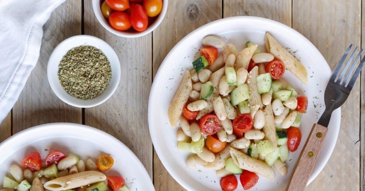 Come preparare una insalata di pasta fredda estiva