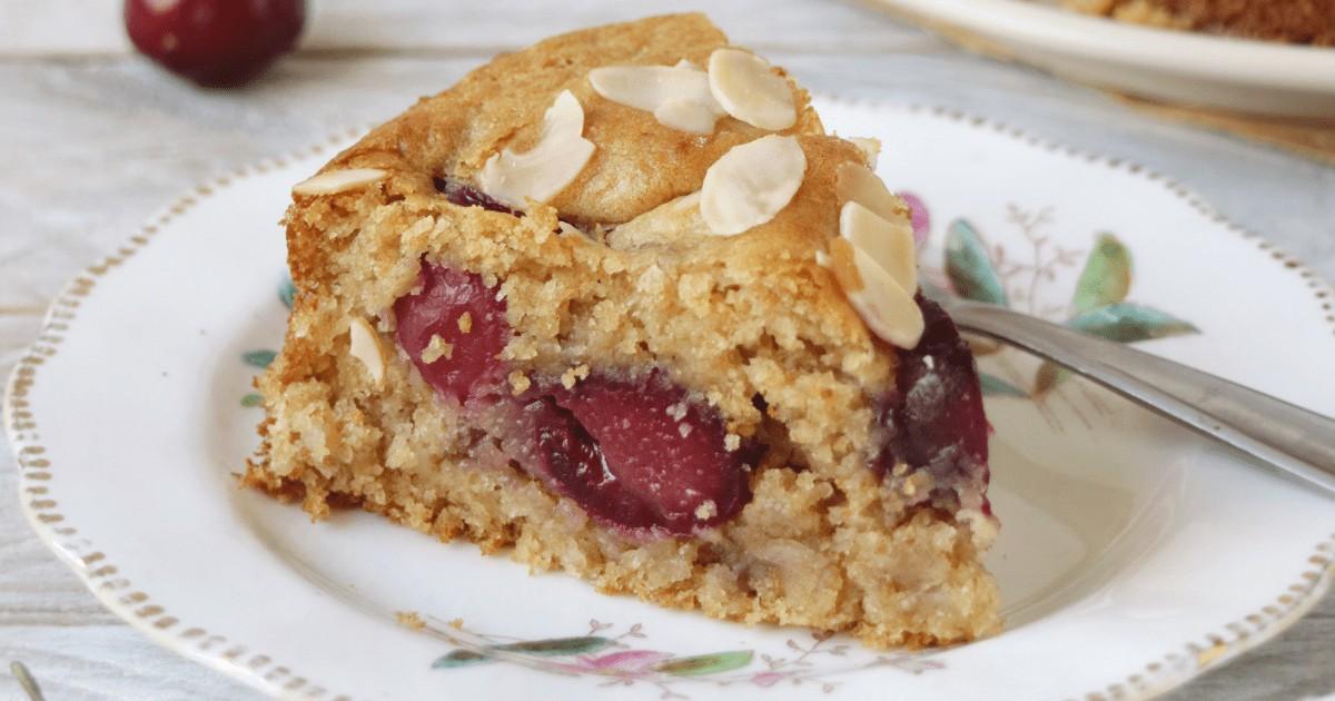 Come preparare la torta di ciliegie fresche