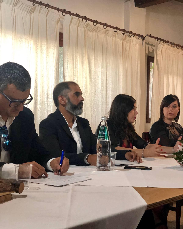 Conferenza stampa #Sapanada30
