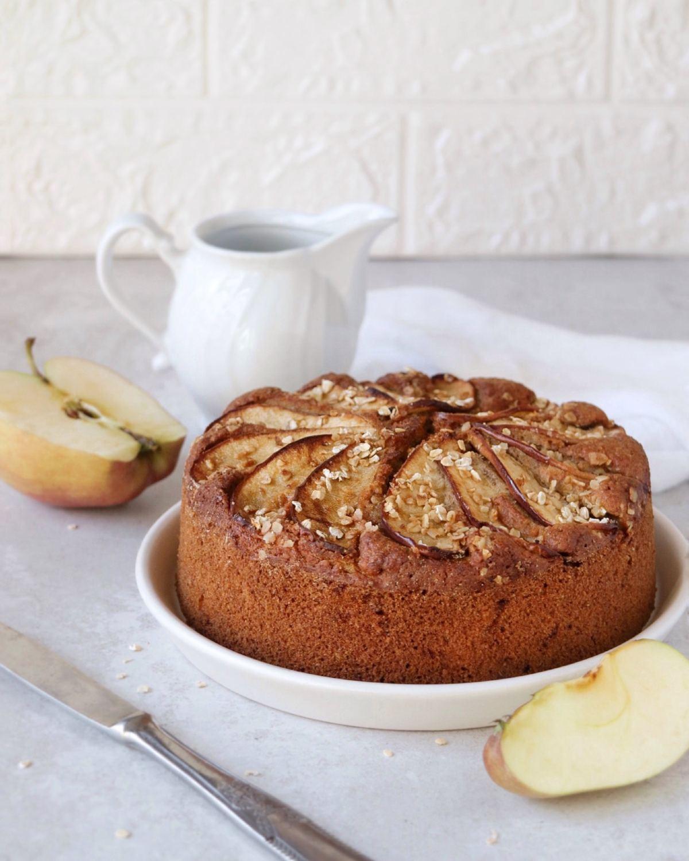 Come preparare la torta di mele con olio facile e veloce