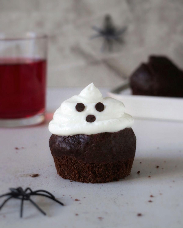 Ricette per halloween veloci: muffin al cacao