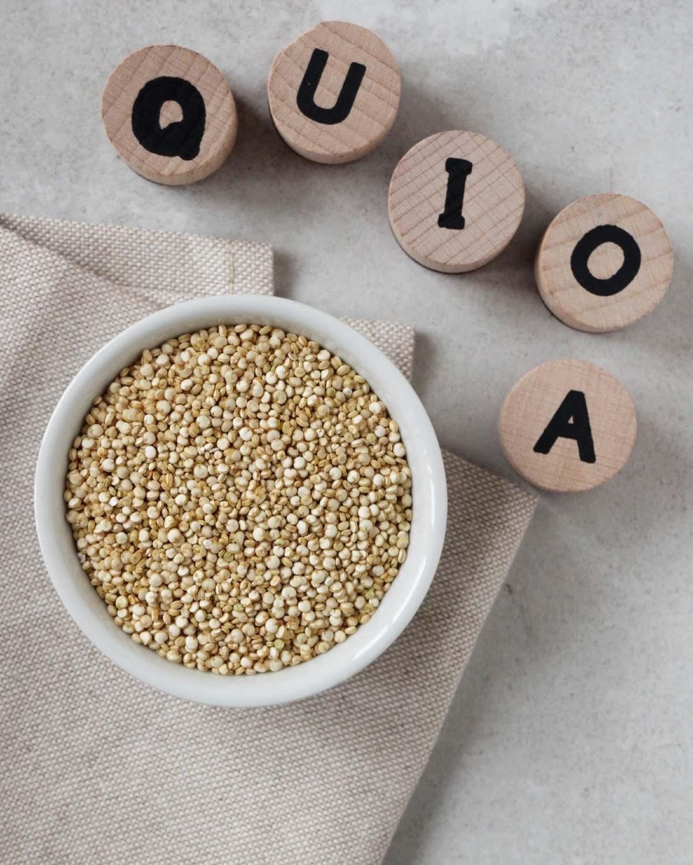 come cucinare la quinoa lessata al naturale