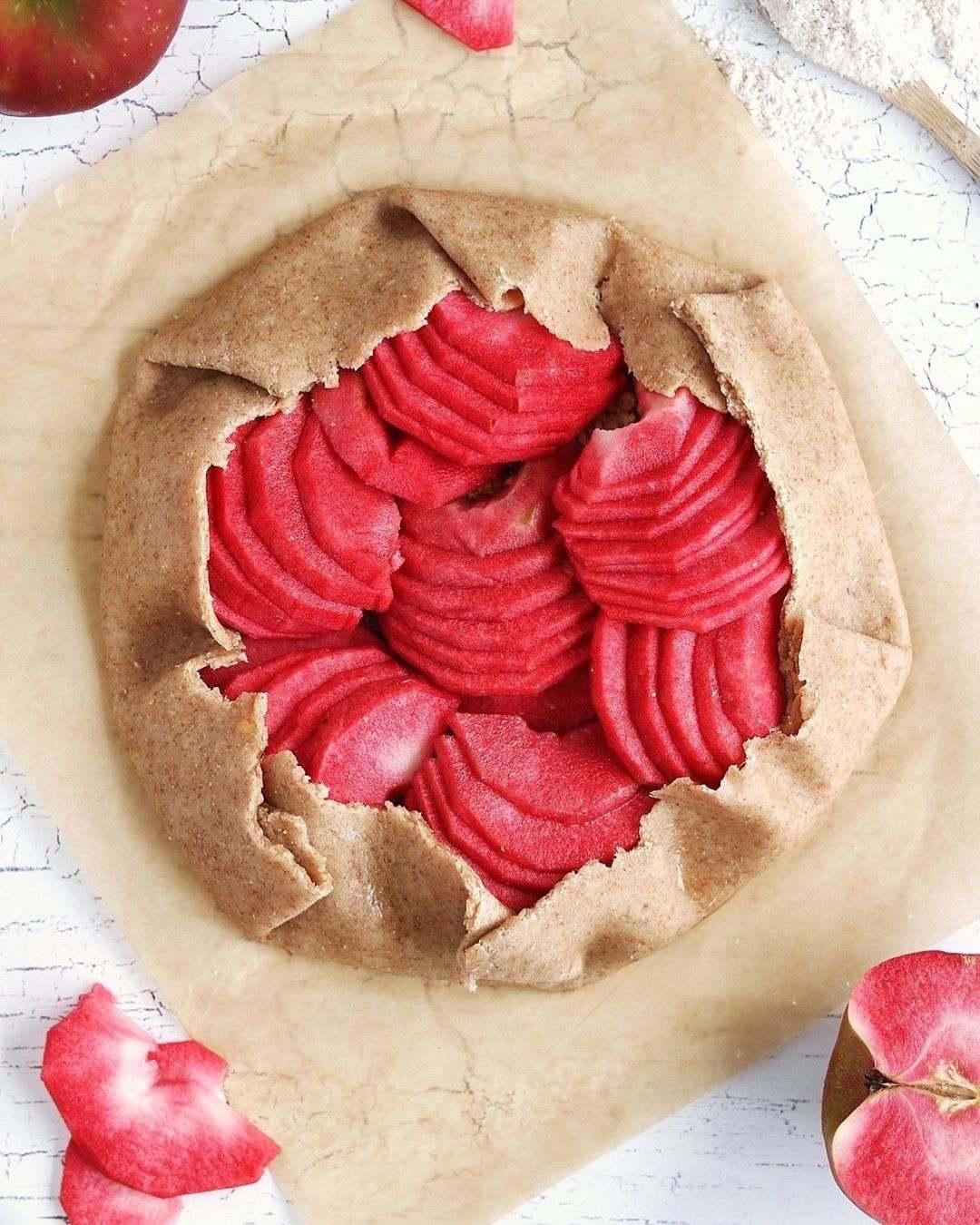 Dolci con le mele: galette di mele