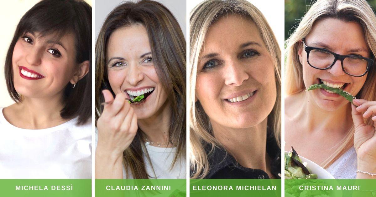 Blogger progetto voglia di insalata