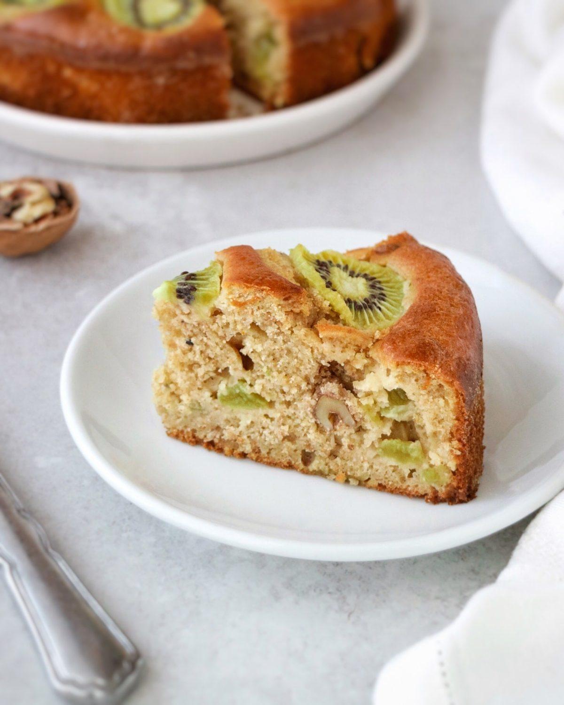 Come preparare la torta ai kiwi