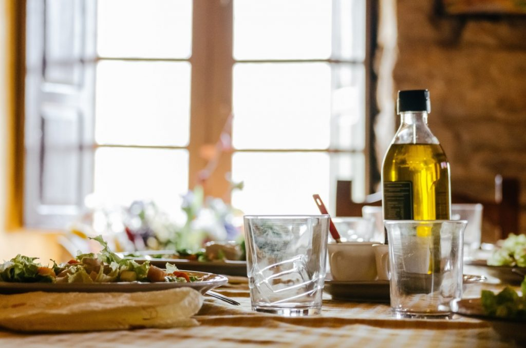 Dieta mediterranea e piramide alimentare